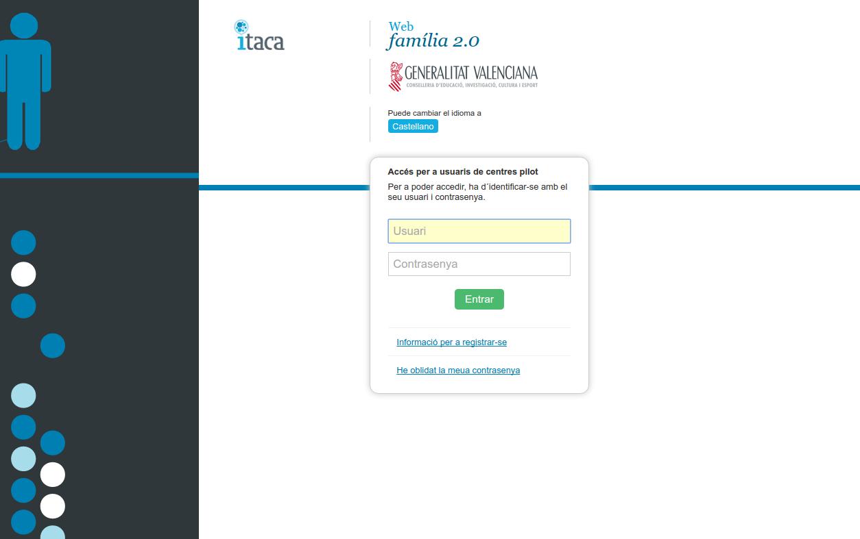 web familia 2 0