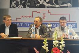 Intervenció del Secretari Autonòmic a les Jornades del 2016